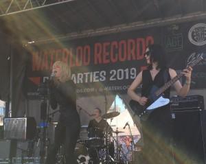 Priests at Waterloo Records.