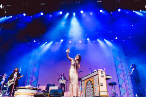 Jenny Lewis. Photo by Chad Wadsworth for ACL Fest.