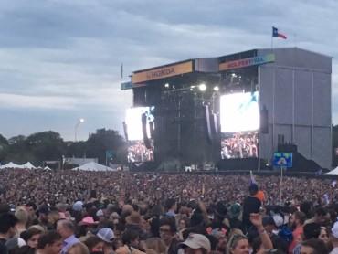 Lizzo crowd